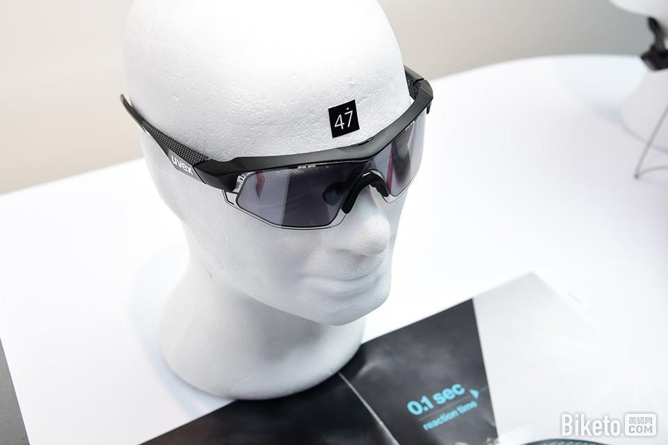 Uvex Variotronic 眼镜1