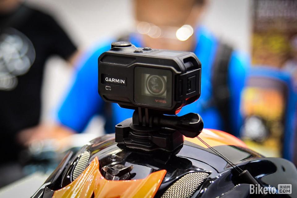 欧展第一现场 Garmin VIRB XE运动摄像机 - 美骑网