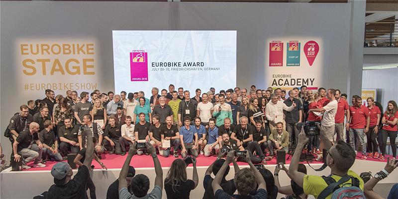 2018欧洲自行车展,eurobike,电助力自行车