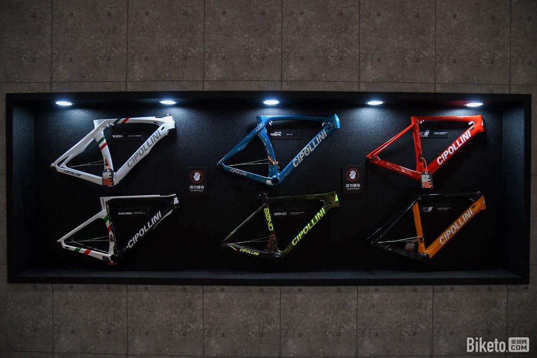 臺北自行車展,cipollini