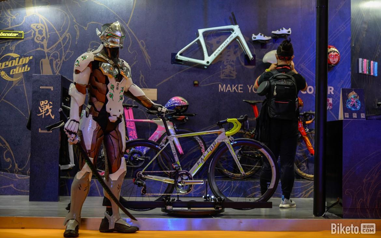 2019中国国际自行车展DAY1报导