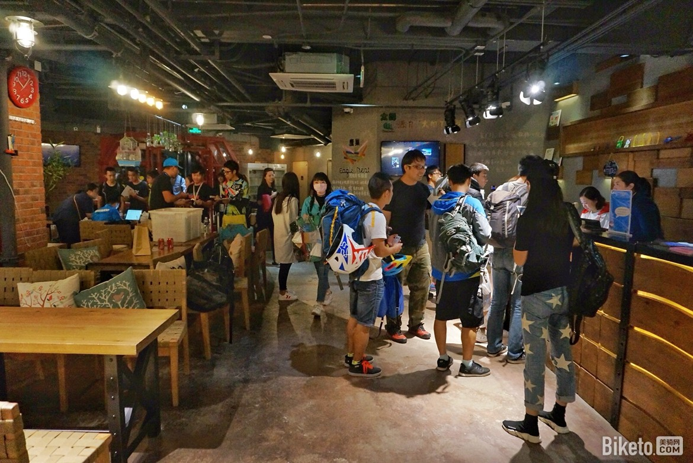 与大神近距离接触 2017 SHIMANO夏之舞山地车训练营