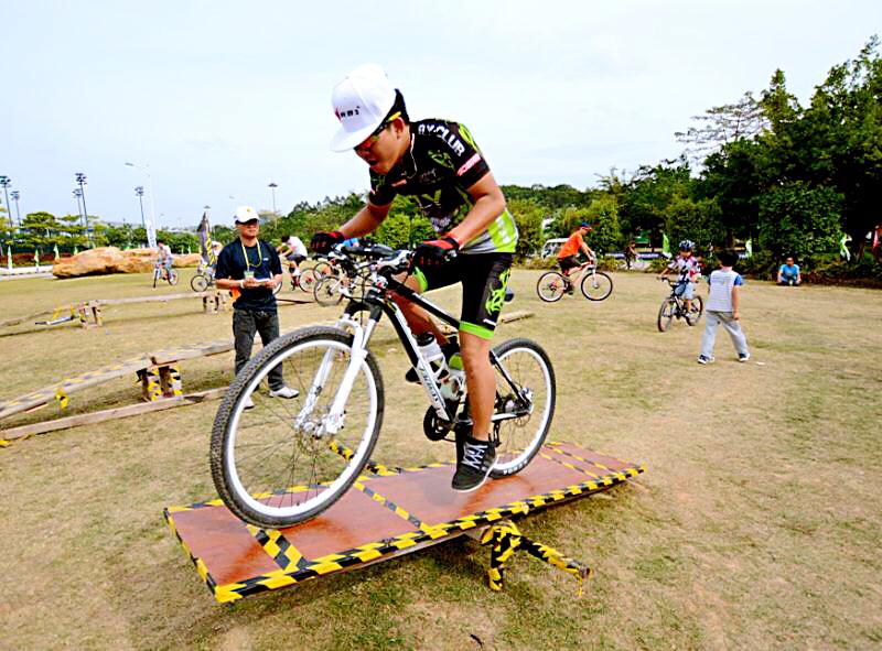 相约凤凰山森林公园 2017中国国际自行车嘉年华要来啦