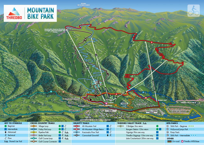 山地车公园,DH,山地车map.jpg