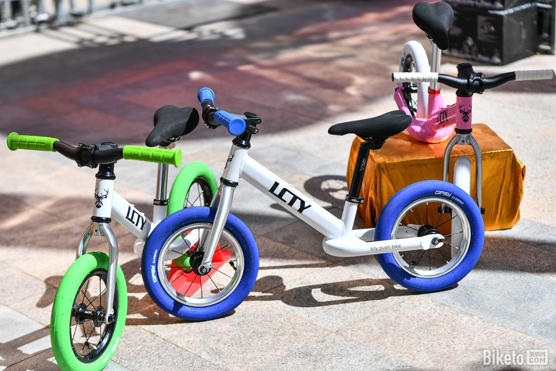 Push bike首届滑步车巡展包头站