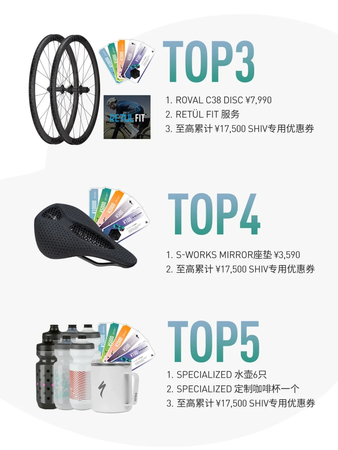 Specialized 铁三训练营
