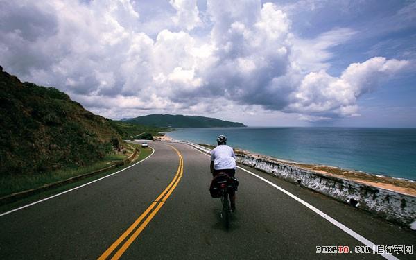 单车环岛风气盛 台湾入选最佳旅游地