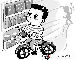 自行车手,最小,骑游,自驾游