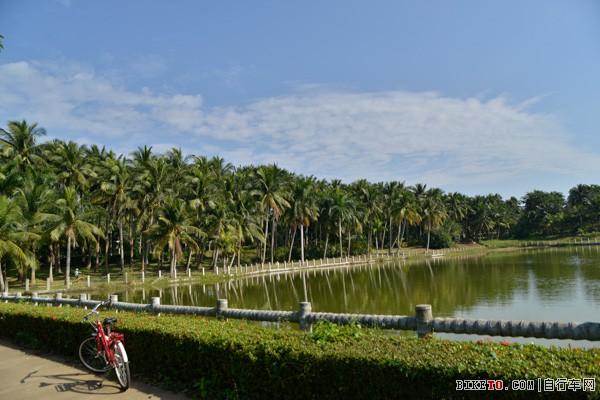 骑行的好地方