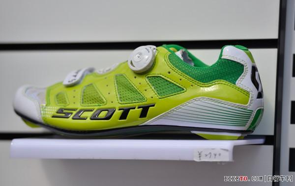 SCOTT骑行鞋