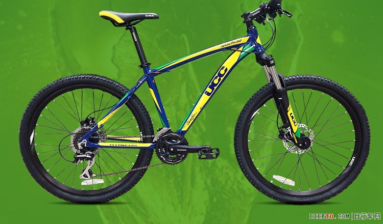 ucc自行车官网_谁能介绍一下UCC运动自行车?-自行车ucc运动