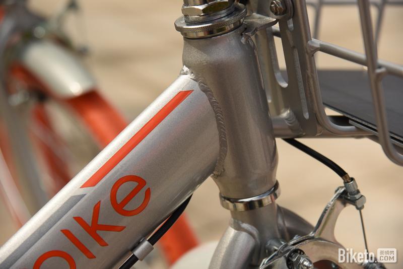 摩拜新车型 Mobike Lite设计全解析