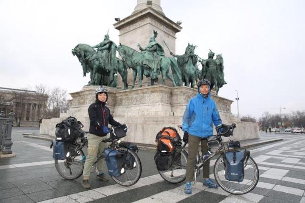 骑行1万公里