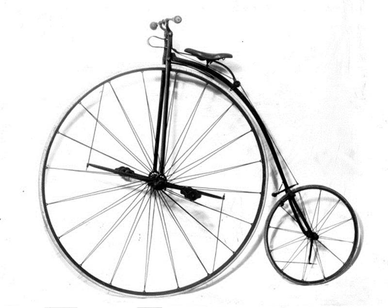 史上最有影响力的25辆自行车