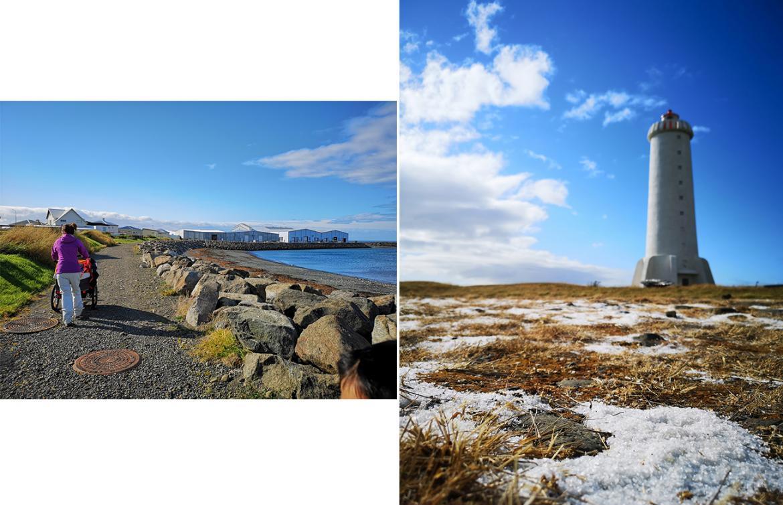 单车旅行,冰岛