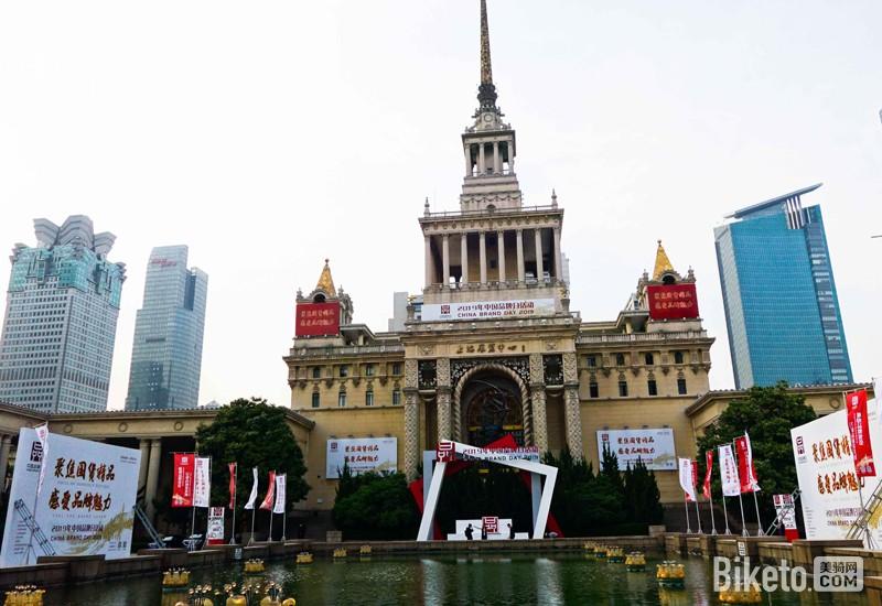 中国品牌日活动主会场