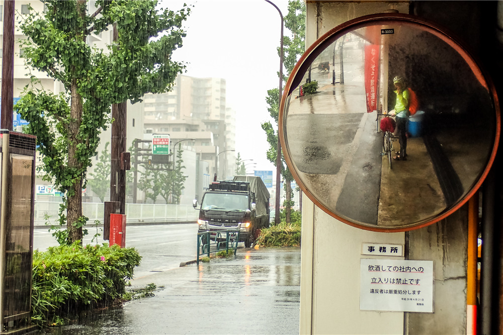 日本,骑游,自行车观光