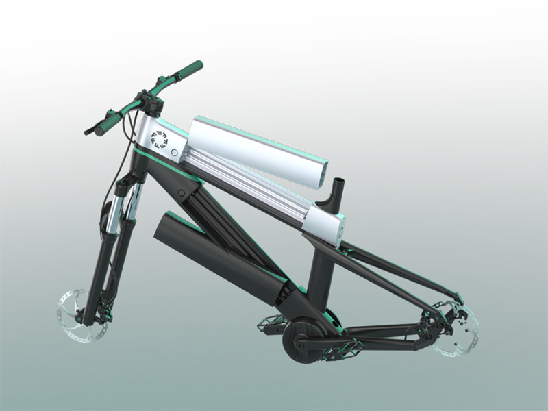 Fuell Fluid-1电助力自行车