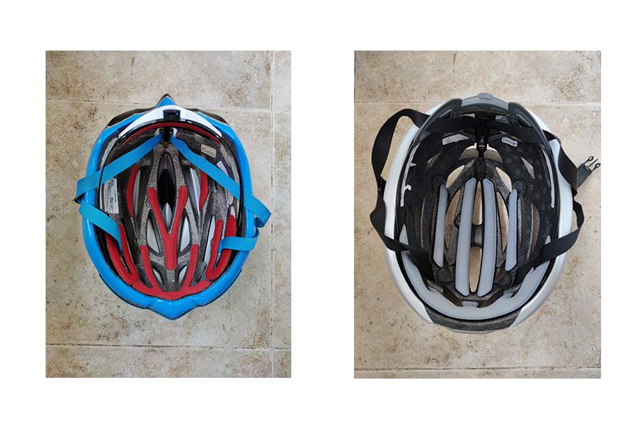"""装备误区:为什么要买""""亚洲版""""装备? 骑行鞋 头盔 骑行装备与器材"""