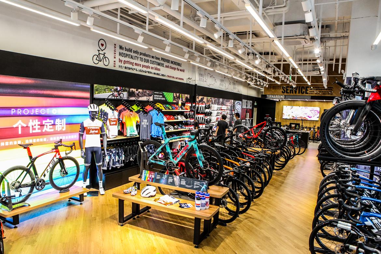 TREK自行车北京望京及北京军博店盛大开业
