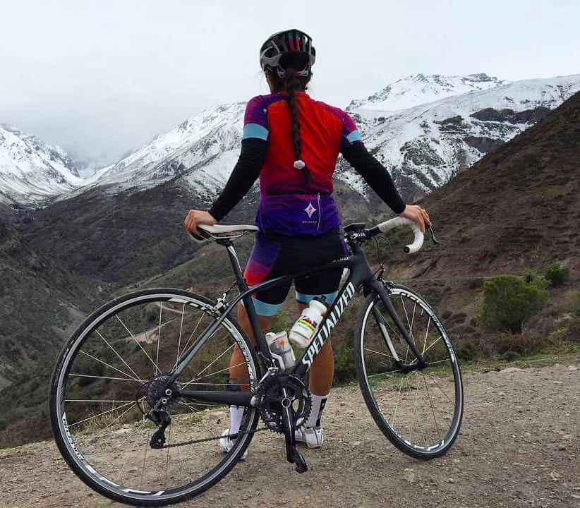 骑自行车不爬坡有男友呢?乐趣超正点与美女图片