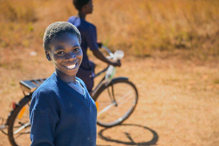 非洲可爱儿童图片