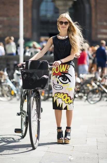 自行车真爱之地――丹麦