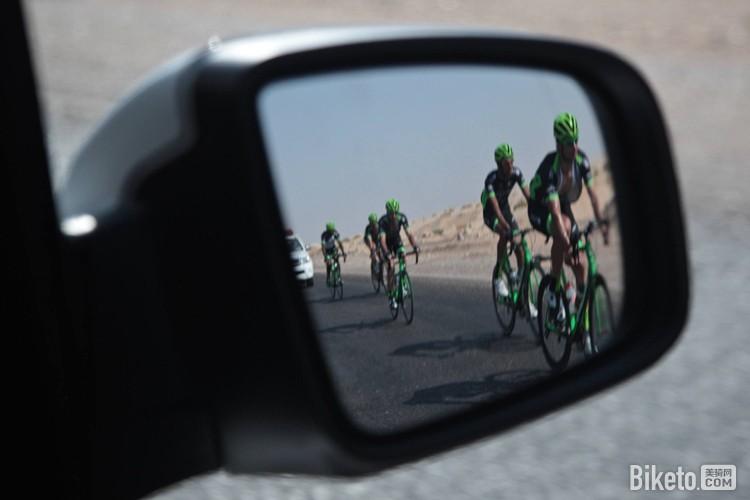 CAROCAP团队骑行穿越非洲