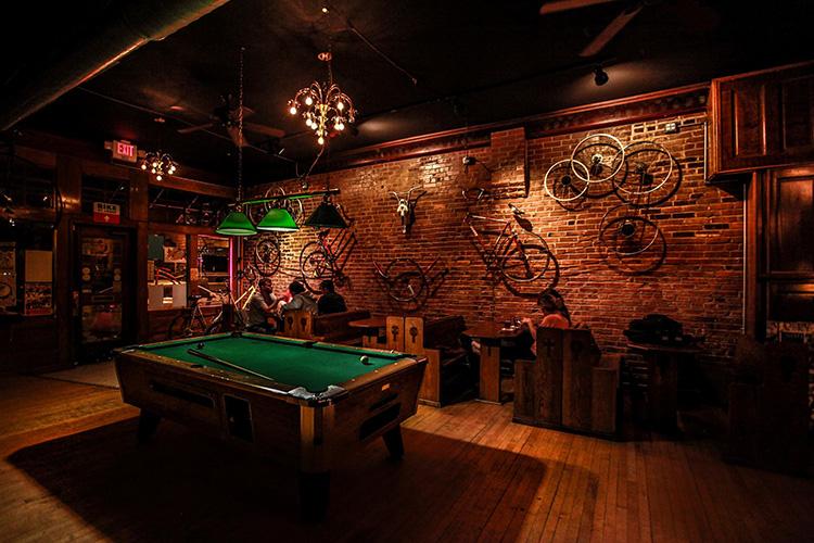 盘点超酷自行车主题酒吧餐厅第3页 盘点 创意 - 美骑