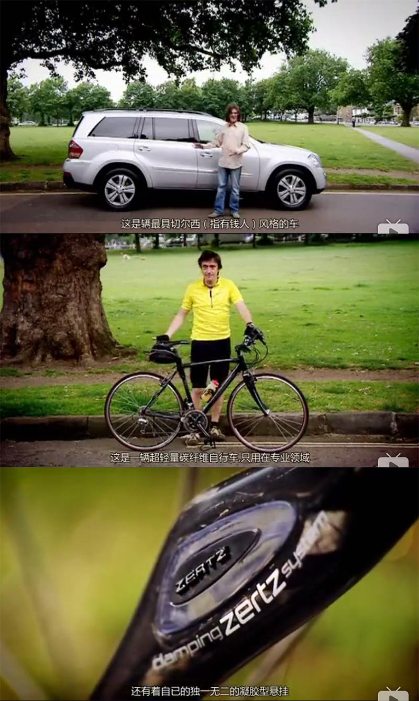 TopGear,恶搞自行车,兰博基尼Huracan,Pinarello公路车,城市交通