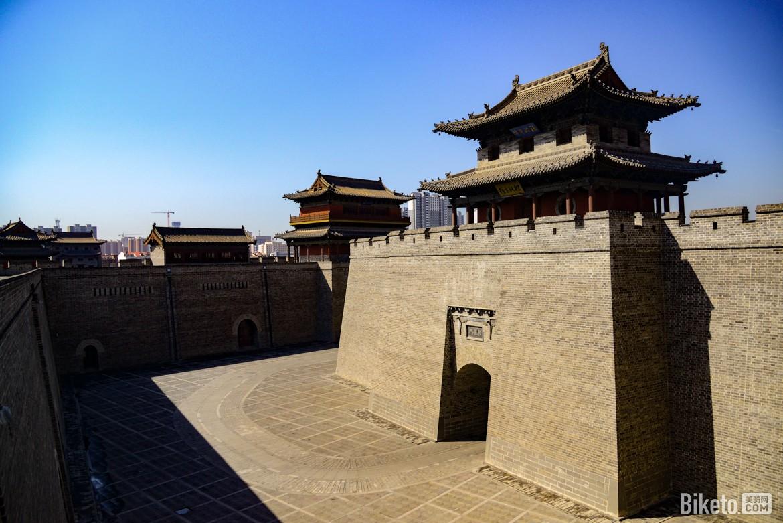 国庆,大同,旅游,亮马台,城墙