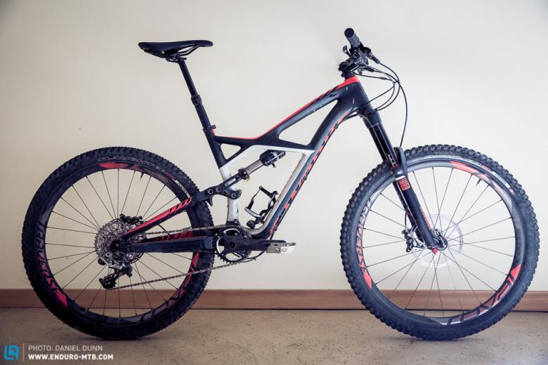 全新Specialized/闪电 Enduro 650B 27.5(650B) 山地车 SPECIALIZED闪电 整车资讯 - 美骑网