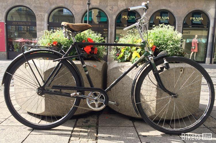 前不久,美骑网记者出差欧洲自行车展期间(没错,加入美骑就有机会逛