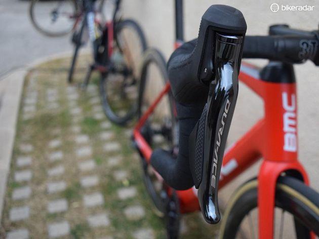 范・阿维马特的BMC SLR01碟刹版