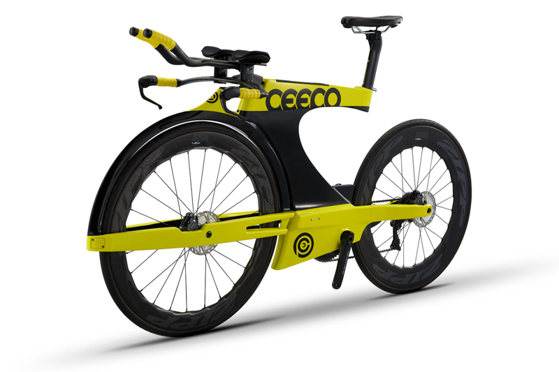 Ceepo,Shadow-R,铁三车,自行车,2018欧洲自行车展