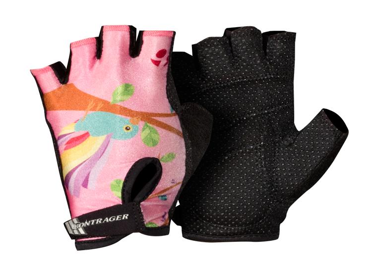 粉红色 紫罗兰 黑色 半指手套适用对象: 儿童 尺码: s m l xl 设计