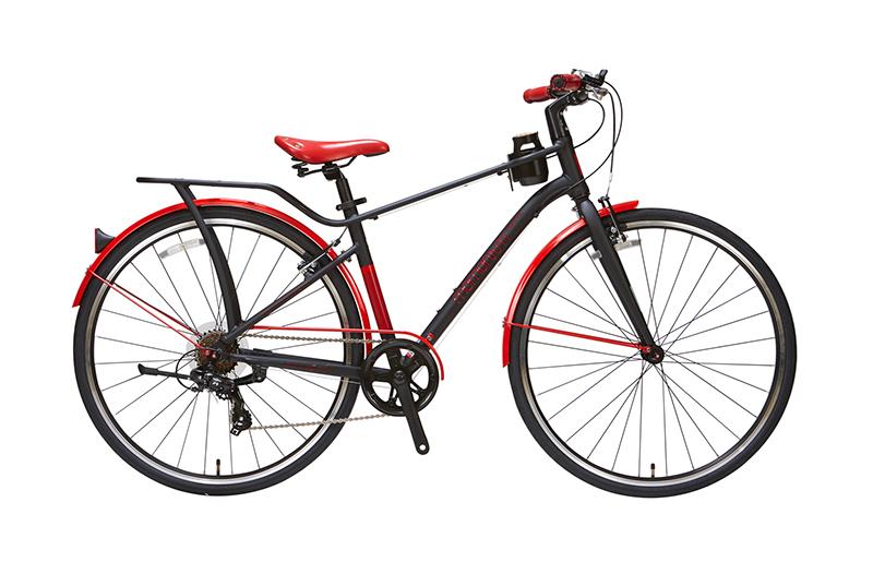价值1498元莫曼顿时尚单车