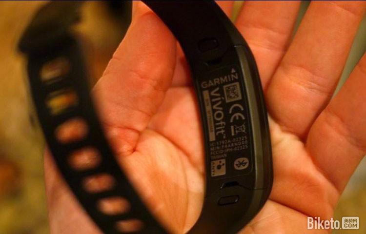 减肥神器!Garmin Vivofit智能手环|GARMIN佳明|装备 - 美骑网