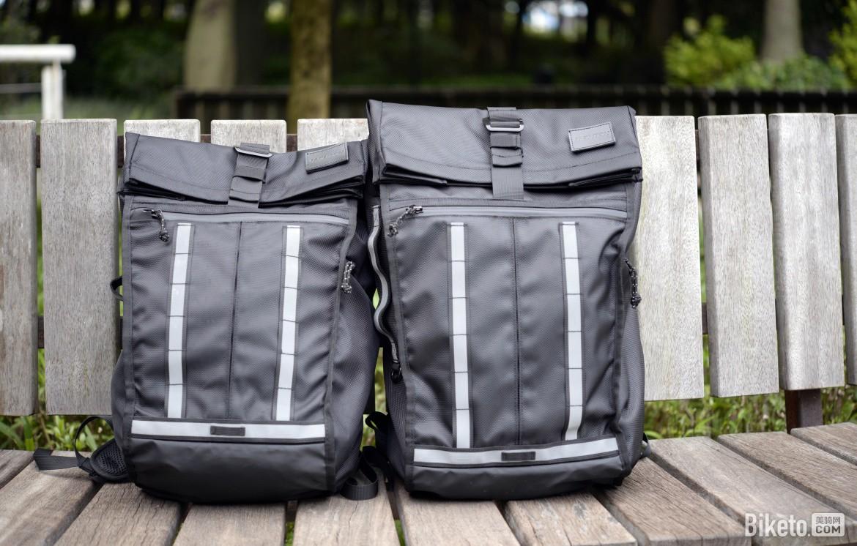 MONTON脉腾2020款骑行通勤背包使用体验