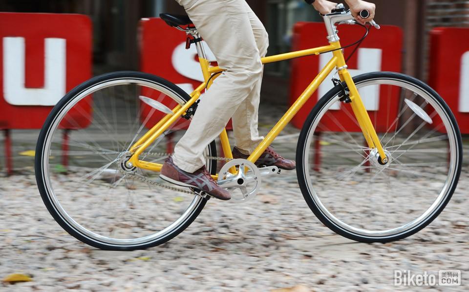 700Bike 后街城市自行车e