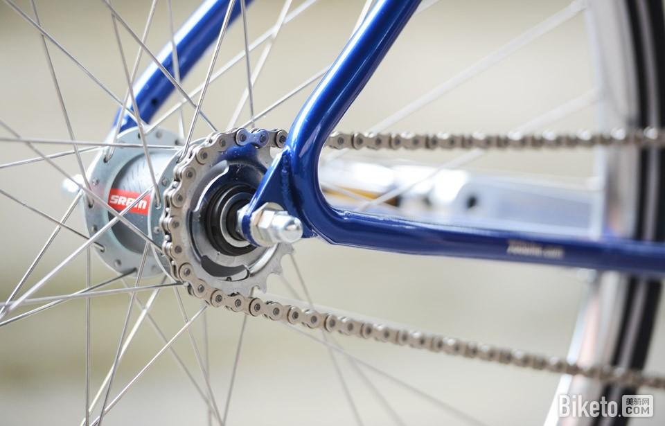 700Bike 后街城市自行车l