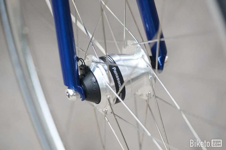 700Bike 后街城市自行车p