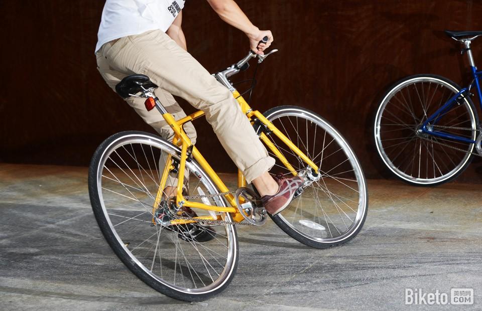 700Bike 后街城市自行车d