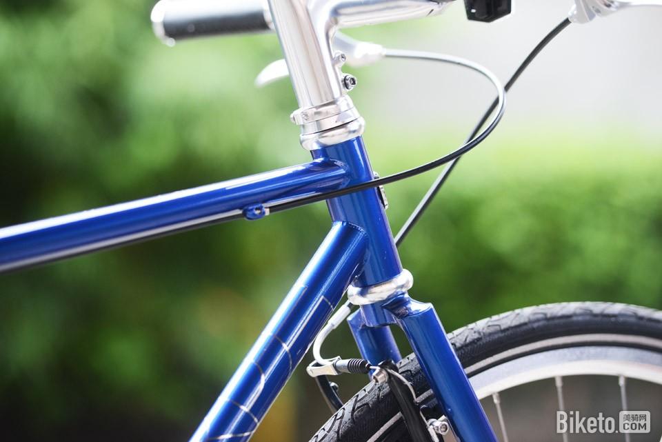 700Bike 后街城市自行车n