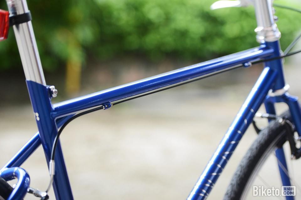 700Bike 后街城市自行车m
