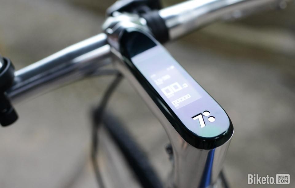 700Bike 后街城市自行车t