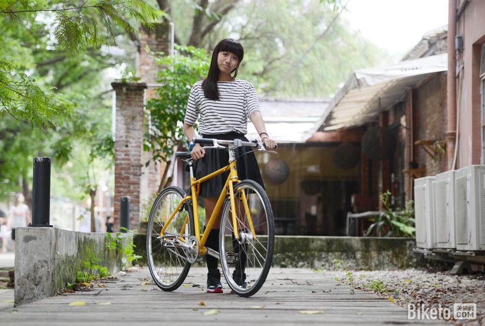 700bike 后街城市自行车