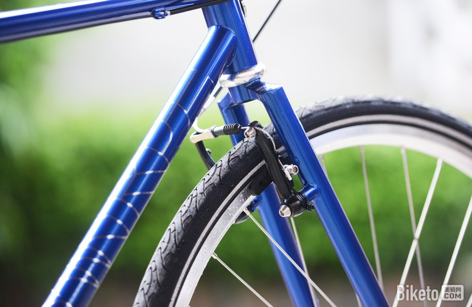 700Bike 后街城市自行车o