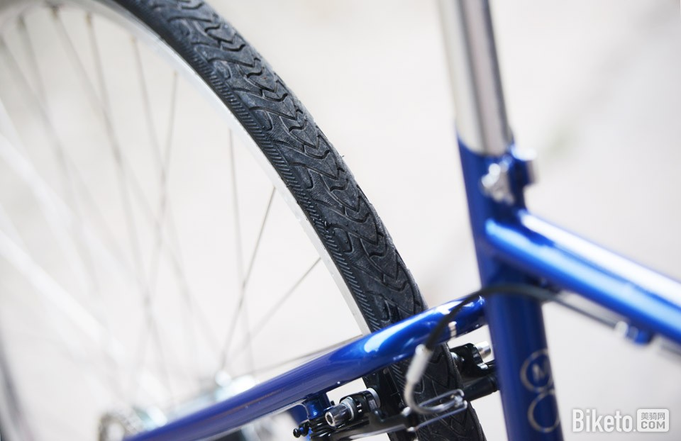 700bike后街城市自行车
