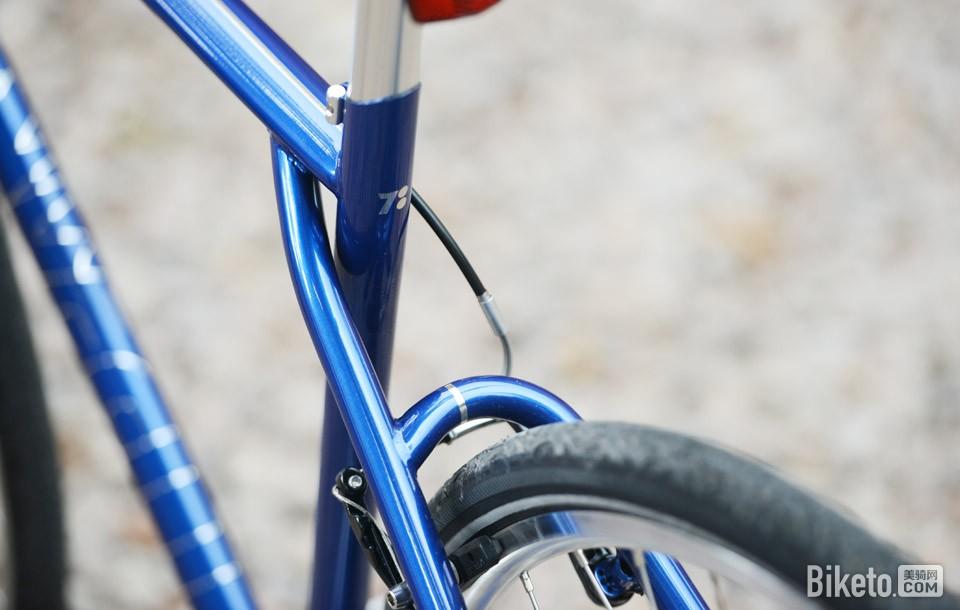 700Bike 后街城市自行车k